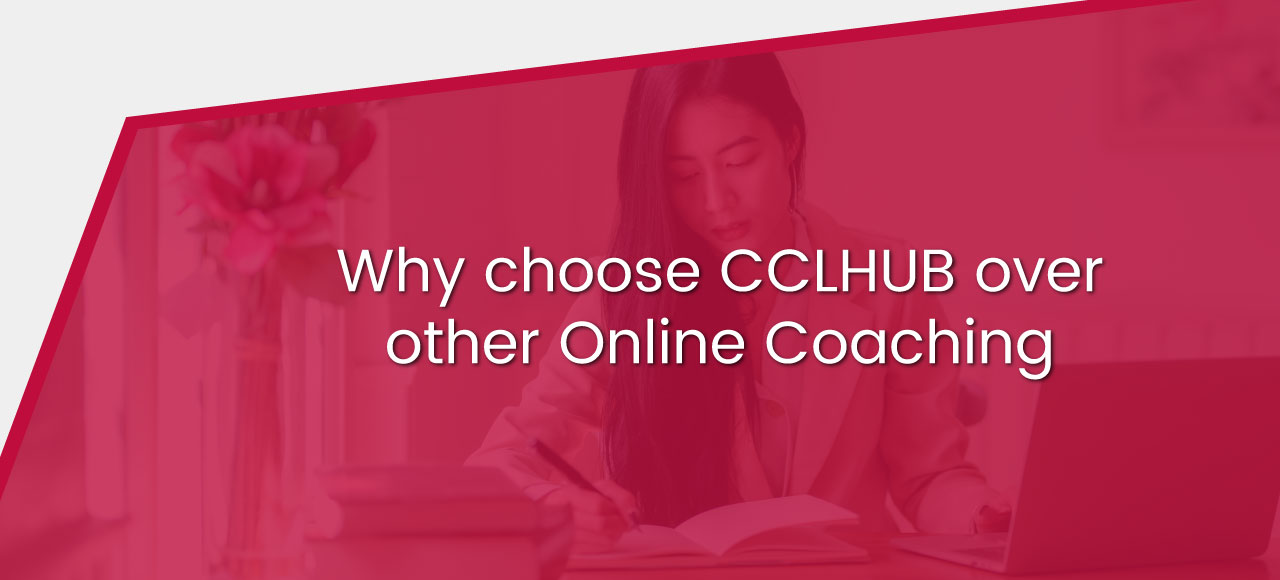 cclhub over other online coaching